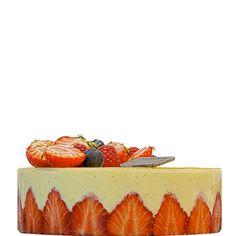 Frasier by Carl Marletti : classé comme le meilleur fraisier de Paris par le figaroscope