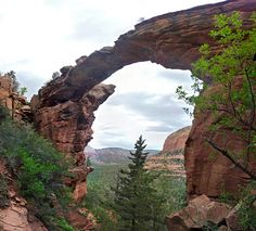 Devils Bridge in Sadona, Arizona My favorite hike so far! November, 2014