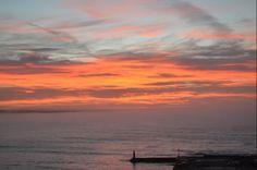 Special sunrise