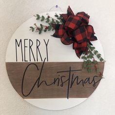 Wooden Door Signs, Diy Wood Signs, Welcome Signs Front Door, Front Door Decor, Christmas Signs, Christmas Crafts, Christmas Decorations, Classy Christmas, Xmas
