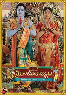 Sri Rama Rajyam (Telugu) Telugu Movie Online - Nandamuri Balakrishna, Nayantara, Srikanth, Roja and Akkineni Nageswara Rao. Directed by Bapu. Music by Ilaiyaraaja. 2011 [U] Sri Rama Rajyam (Telugu) Telugu Movie Online.BLURAY ENGLISH SUBTITLE