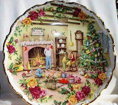 Vintage Avon Plate
