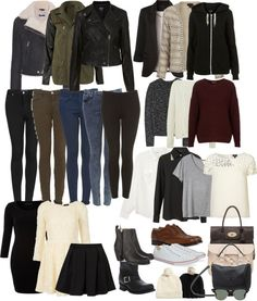 """""""Trip to Paris (Cold Weather)"""" by niallerstyles ❤ liked on Polyvore"""