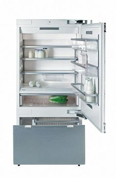 Freezer Drawer: Refrigerators with accessible freezer drawers are easy to reach for individuals in wheelchairs.