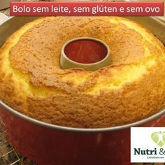 without milk cake, Gluten Free and No Egg