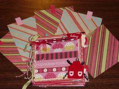 5x5 baking/cooking paper bag album