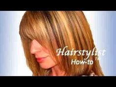 Highlights and Lowlights on my Own Hair (Hair Tutorial) Hair Highlights And Lowlights, Brown With Blonde Highlights, Hair Color Highlights, Hair Colours, Colors, Hair Coloring, Light Hair, Low Lights, Hair Videos