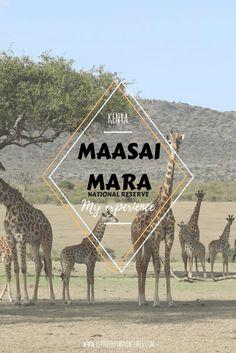 A 6 day Safari in Kenya: Maasai Mara – Part 1 | little foot adventures