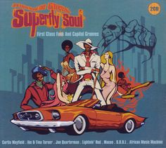 SUPERFLY SOUL First Class Funk And Capital Grooves