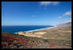 Cofete from the hills Head over to Fuerteventura and encounter a beautiful coast with emerald green oceans and well over…