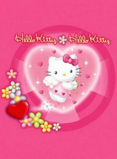 Hello Kitty Screensavers for wp 7 Free Fall Wallpaper, Hello Kitty Pictures, Cat Dresses, Hello Kitty Wallpaper, Cat Valentine, Sanrio Hello Kitty, Wallpaper Backgrounds, Wallpapers, Pretty In Pink