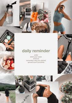 Healthy Lifestyle Motivation, Life Motivation, Fitness Inspiration Body, Girl Inspiration, Inspiration Quotes, Daily Reminder, Get My Life Together, Workout Aesthetic, Life Goals