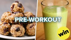 Easy To Make Pre-Workout Snacks - YouTube