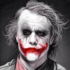 New Joker pics Le Joker Batman, Batman Joker Wallpaper, Der Joker, Joker Iphone Wallpaper, Heath Ledger Joker, Joker Wallpapers, Joker And Harley Quinn, Joker Clown, Fotos Do Joker