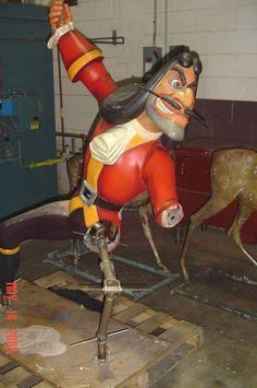 Inside Walt Disney World MaintenanceShops - Imagineering Disney