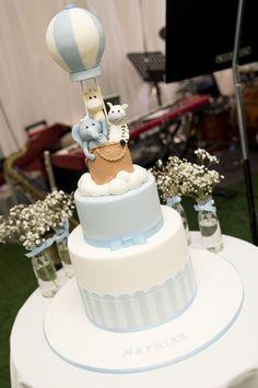 HOT AIR BALLOON PARTY CAKE HOT AIR BALLOON PARTY www.ohitsperfect.com.au #ohitsperfect #hot-air-balloon-party