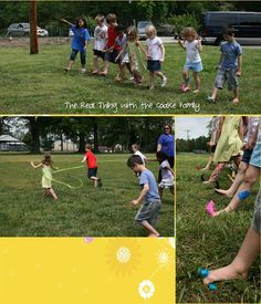 Olympic games for kids to play