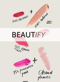 Follow *Beautify* on StyleSays