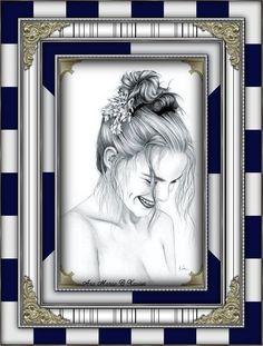 Frame em Homenagem a Ann Romijn