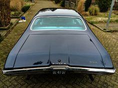 Buick Skylark 1969 350-4 high performance 345BHP
