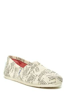 just purchased my dictionary quotes TOMS!