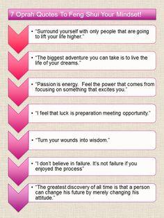 7 Oprah Quotes That Rock!!!