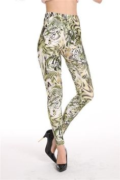 4c3108b99e0 NEW - Beautiful Tigers Design Leggings For Women