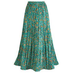 289fec4ef Green Skirts, Patchwork Patterns, Fashion Skirts, Long Skirts For Women,  Short Skirts