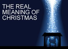 The Real Meaning of Christmas free from DiscipleLand works great as a skit or reading. Thanks, DiscipleLand!