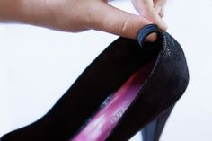 How to Add Ankle Straps to Shoes | eHow
