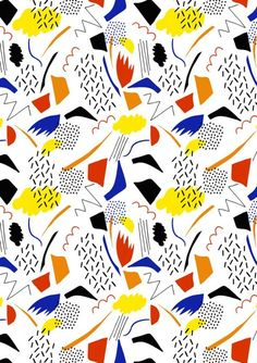 Elie Laucher ✭ pattern design