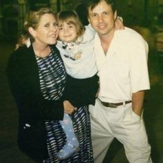 Carrie Billie and Todd