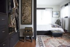 House Tour: A Jewelry Maker's Vintage Portland Home | Apartment Therapy