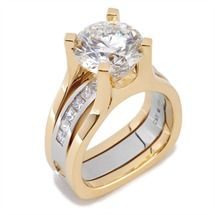 """""""YARRA VALLEY"""" Wedding - The Bride's Engagement and Wedding Rings - Coffin & Trout Bridal Collection  coffinandtrout.com"""
