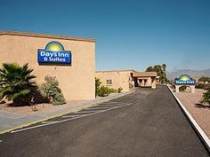 Tucson (AZ) Days Inn & Suites Tucson Az Hotel United States, North America Located in Tucson City Center, Days Inn & Suites Tucson Az Hotel is a perfect starting point from which to explore Tucson (AZ). The hotel offers guests a range of services and amenities designed to provide comfort and convenience. Take advantage of the hotel's business center, disabled facilities, laundry service/dry cleaning. Guestrooms are designed to provide an optimal level of comfort with welcoming...