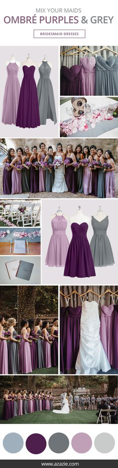 Azazie is the online destination for special occasion dresses. Our online boutique connects bridesmaids and brides with over 400 on-trend styles, where each is available in 50+ colors.| Photos courtesy of kandace-gonzalez.squarespace.com