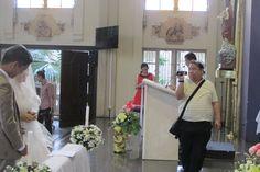 Gerald Lay: 2015 Sep 26 @ Wedding of Mr. Allan and Mrs. JoAnne Reyes - Fulgencio @ Our Lady of Consolation Parish @ Mira Nila Homes QC