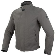 Dainese Baywood D-Dry Textile Jacket - Dark Gull Grey - FREE UK DELIVERY