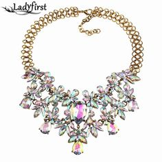 Luxury Statement Colorful Flower Necklace &pendant Luxury Collier Femme Boho Fashion Vintage Maxi Necklace3601 Like and share!Visit us:  http://www.jewelrydue.com/product/ladyfirst2016-new-luxury-statement-colorful-flower-necklace-pendant-luxury-collier-femme-boho-fashion-vintage-maxi-necklace3601/ #shop #beauty #Woman's fashion #Products #homemade