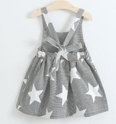 Cheap girls dress for party, Buy Quality dress girl directly from China girls dress Suppliers: Star Dress Girl Striped Suspender Girls Dresses For Party And Wedding European Style Holiday Kids Clothes Backless Cheap Kids Clothes Online, Clothes For Women, Dresses Kids Girl, Kids Outfits, Dress Girl, Baby Outfits, Kids Clothing Brands, Children Clothing, Girl Clothing