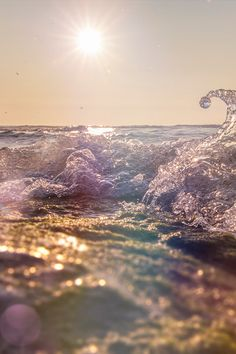 Ocean Waves by Matthew Fox