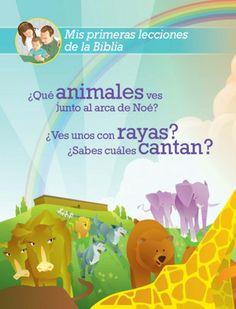 16 Ideas De Primeras Leciones De La Biblia Lecciones De La Biblia Biblia Niños