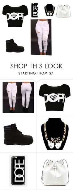 """Untitled #1101"" by august-baee ❤ liked on Polyvore featuring Timberland, Casetify and Sole Society"