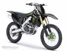 pictures of dirt bikes | Kawasaki Dirt Bike