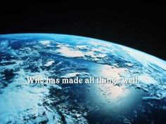 All Things Bright and Beautiful - John Rutter