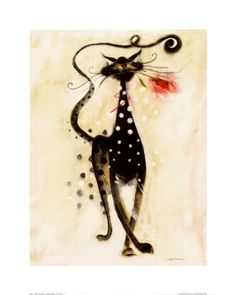 Jasper the Cat by Marilyn Robertson