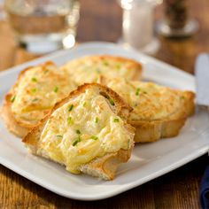 Welsh Rarebit made this with the roasted tomato soup...yum!