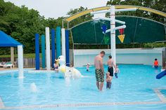 Sure, summers in Arkansas are sweltering, but you're in luck: This state loves its water parks! There are lots of splashy options already open for the season, such as Little Rock's community splash pads and the water attractions at Magic Springs. Plus, Wild River Country celebrates opening day this Saturday, May 16!