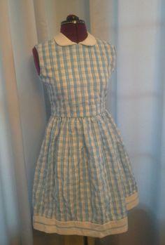 1940s 1950s Vintage Retro Voodoo Vixen Rosie Blue Wired Hair Tie 1930s