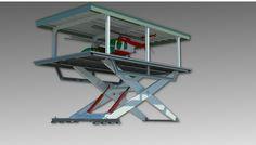 Ecospace© sta partecipando a una gara per un cliente francese; l'obiettivo è quello di realizzare una piattaforma sollevamento pantografo comprensiva di un tetto lungo 14 metri e largo 7 per l'alloggiamento di elicotteri.